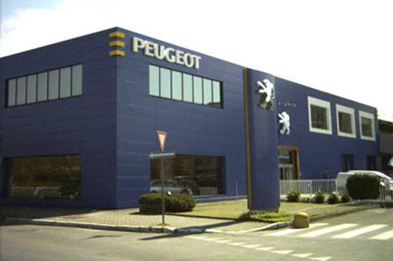 Peugeot Milano (Sesto San Giovanni) S.p.A.