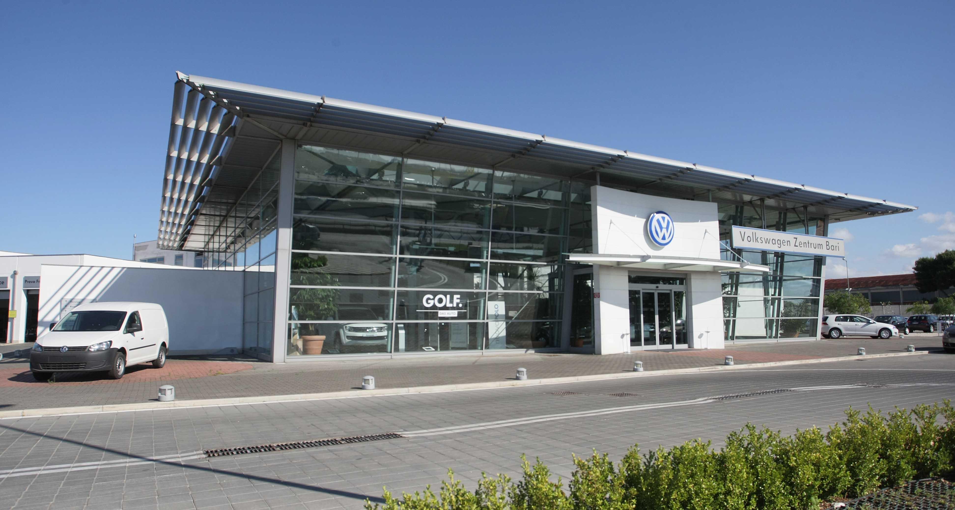 Volkswagen Zentrum Bari