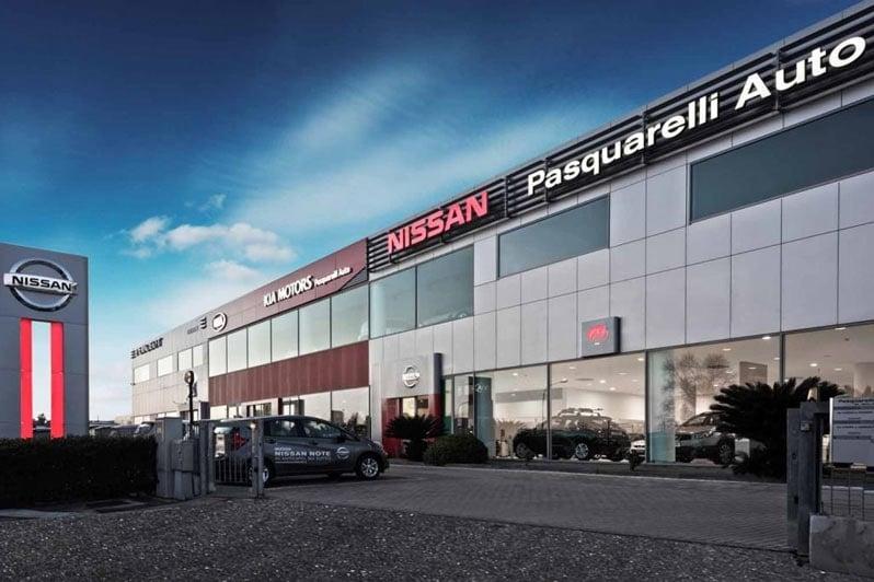 Pasquarelli Auto S.r.l. - Energie