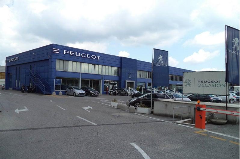 Peugeot Filiale Di Roma S.p.A.