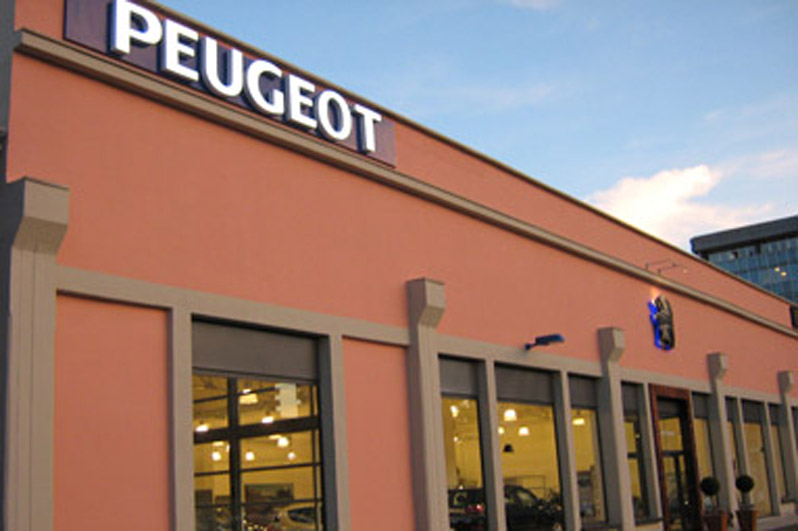 Peugeot Citroen Retail Italia S.p.A.