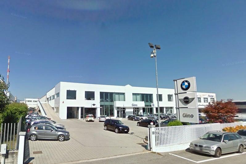 Gino S.p.A. BMW