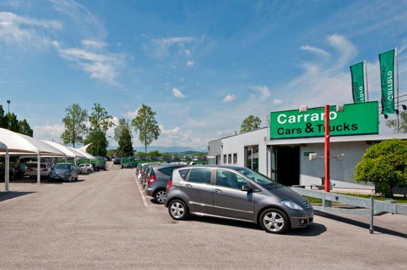 Carraro S.p.A. - Centro Usato