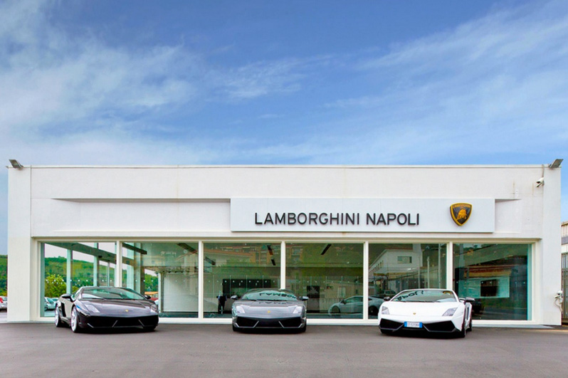 Lamborghini Napoli