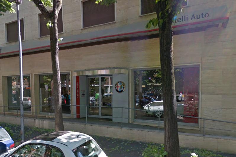 Castelli Auto - Autopavia S.p.a.