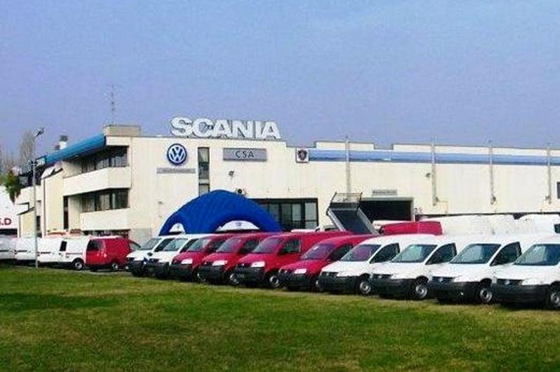 C.S.A. Centro Servizi Autocarri S.r.l.