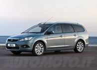 Ford Focus Station Wagon 2008 4